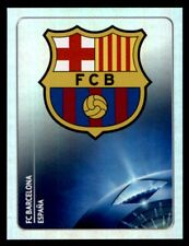Panini Champions League 2011-2012 - FC Barcelona Badge FC Barcelona No. 481