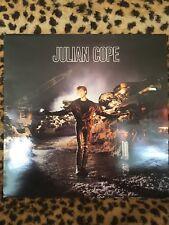 Julian Cope SAINT JULIAN vinyl LP Island ILPS 9861