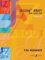 Jazzin' About: Fun Pieces for Cello and Piano by  | Paperback Book | 97805715131