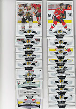 19/20 OPC Chicago Blackhawks Team Set w/RC and Inserts - Kane Gilbert RC +