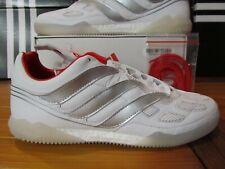 Adidas Predator Precision TR BECKHAM DB White Silver 8 F97224 Soccer Football LE