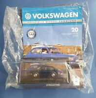 Volkswagen Deagostini offizielle Modell-Sammlung Nr.20   411 LE (1970) Neu+OVP