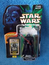 Star Wars  1998  Darth Vader With Light Saber  Flashback Photo