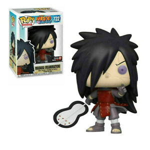 Funko Pop! Naruto: Madara (Reanimation) #722 Action Figure Model Toys Gifts
