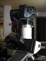Olympus SZ Microscope 2 Canon Camera Adapter 37mm BH2 SZ-PT 4045 4060 6045 1145