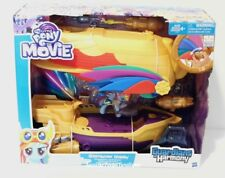 My Little Pony The Movie Guardians of Harmony Rainbow Dash Pirate Airship
