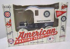 1993 SEATTLE MARINERS Baseball ERTL American Pastime Series DIE CAST BANK *