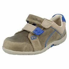Boys Clarks Casual First Shoes - Softly To