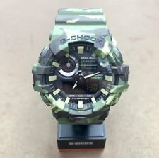 Casio G-Shock GA700CM-3 Camouflage Green X-Large Ana-Digital New in Box @
