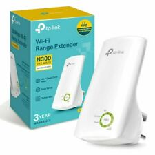 More details for tp-link wifi range extender n300 internet signal booster wireless repeater