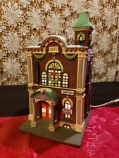 Dept 56:Christmas In The City- Arts Academy, used