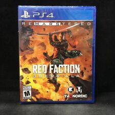 Red Faction: Guerrilla Remarstered (PS4) BRAND NEW