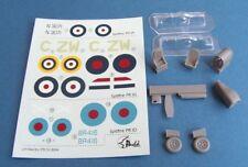 Pavla Models 1/72 Spitfire PR Mk.IA, IV,VII Conversion Set w/Decals for Airfix