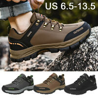Men's Hiking Shoes Casual Outdoor Sports Athletic Max  Running Sneakers