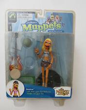 Muppet Show Janice guitar Electric Mayhem Silver Shirt SERIES 5 MOC New RARE