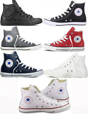 Converse Chuck Taylor HI Top Leather Men's Casual Shoes