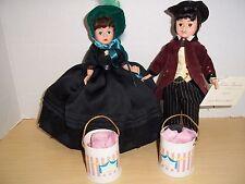 Madame Alexander Scarlett & Rhett - #16656 Legends Series Mourning Dress - 1996