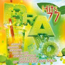 Bravo Hits 77 (2012) Alex Clare, Madonna, Katy Perry, Nicki Minaj, Davi.. [2 CD]
