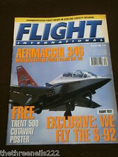 FLIGHT INTERNATIONAL # 4739 - AERMACCHI 346 - JULY 25 2000