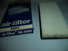 BA3465 AIR FILTER AUDI CHRY DODGE EAGLE PLYM FORD MERC 76-93 VW 85-7 FORD TRUCK