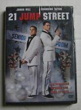 DVD 21 JUMP STREET - Jonah HILL / Channing TATUM - NEUF