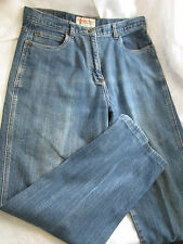 Ladies Thomas Cook Clothing Co Jeans Size 12 Denim Designed to Fade