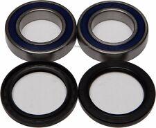 Rear Wheel Ball Bearing and Seals Kit Fits SUZUKI LT230S QuadSport 230 1985-88