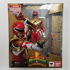 Bandai Tamashii SH Figuarts Mighty Morphin Power Rangers ARMORED RED Sealed MISB