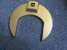 Snap-on 2 7/16  3/8 drive crowfoot wrench
