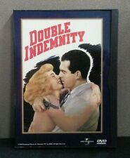 Double Indemnity (Dvd) Snap Case Like New