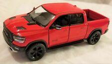 Kinsmart - 1:46 Scale Model 2019 Ram 1500 Red (BBKT5413DR)