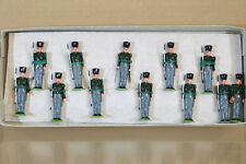 LITTLE WARS 249 NAPOLEONIC WARS PRUSSIAN GERMAN GUARDS at ATTENTION 1812 nj