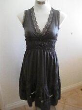 Ladies URBAN Grey Lace Dress Size 6 - BRAND NEW