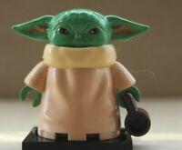 Star Wars Baby Yoda Mini Figure Toy Model Han Solo Luke Skywalker  Mandalorian
