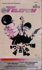 Telefon (VHS, 1977, 1984, Rare Big Box) Charles Bronson, Lee Remick, Tyne Daly