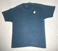 Jack In The Box Authentic Pigment Anvil Men's T Shirt size Large Short Sleeve