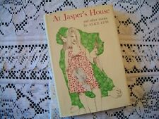 At Jasper's House, and Other Stories (Alice Low, 1968 HC/DJ)