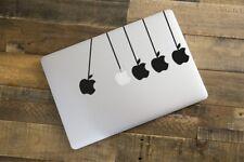 Sticker pour MacBook Pro Air - Pendule - Noir ou Blanc - Fabriqué en France