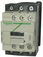 Schneider Electric Offer (LC1D09U7) 3 Pole Contactor ; 4kW  ; 240V AC Coil