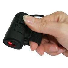 Mini USB 3D Dedo Ratón Cableado Óptico Portátil para Ordenador Portátil PC GS