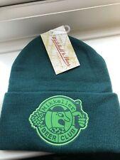 More details for mikkeller beer club mitchell & ness wool bobble hat beanie craft beer sd mail