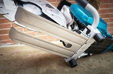 Saw Shoe Concrete Cut Off Saw Guide Makita Mm4 Perfect Cuts Reduces Fatigue