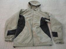 Womens Hooded Columbia Polyester Hiking Outdoors Jacket Parka (Medium) nc3
