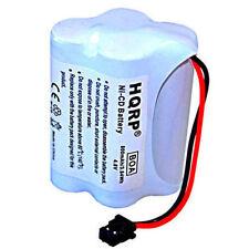 HQRP 800mAh Battery for Uniden Bearcat Sportcat BP150 BP250 BBTY0356001