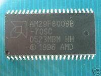 10pcs AM29F800BB 29F800 29F800BB Flash PSOP44 SOP44