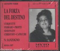 Verdi: La Forza Der Schicksals - Anita Cerquetti, Aldo Protti, Julia Simionato