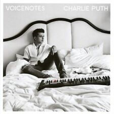 Charlie Puth - Voicenotes (CD 2018) Brand New & Sealed Done For Me