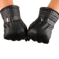 1Pair Winter Warm Men Glove Soft Comfortable Mittens Novelty Riding Hand Sleeves