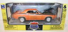 NewRay 1/25 Scale Diecast - 71873 - 1970 Plymouth Cuda - Orange
