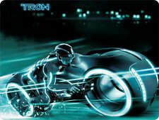 Tron Movie Animate Teen Cool gaming computer Mouse Pad